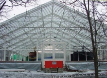 greenhouse gable