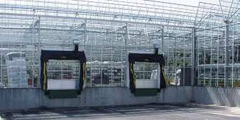 loading dock greenhouse